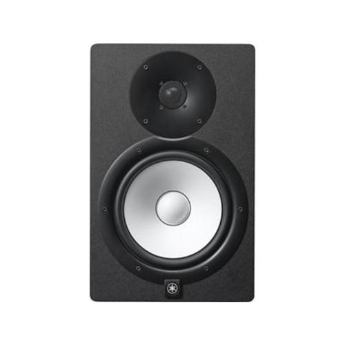 Yamaha HS8 (Black) 2-way powered studio monitor with 8