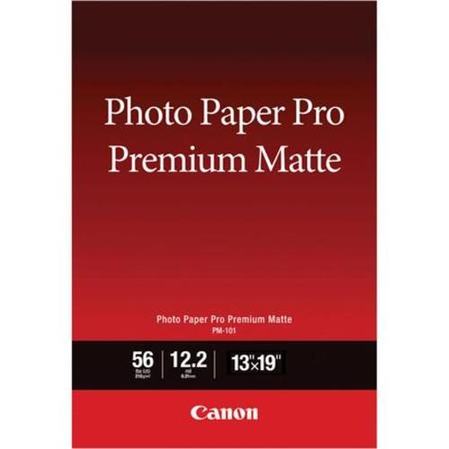Canon PM-101 Matte Premium Photo Paper (13x19