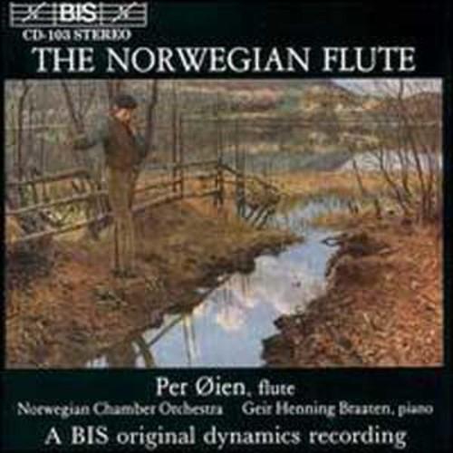 The Norwegian Flute By Per ien (Audio CD)