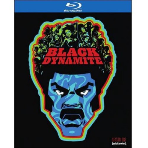 Black Dynamite: Season One (Blu-ray + Digital HD With UltraViolet)