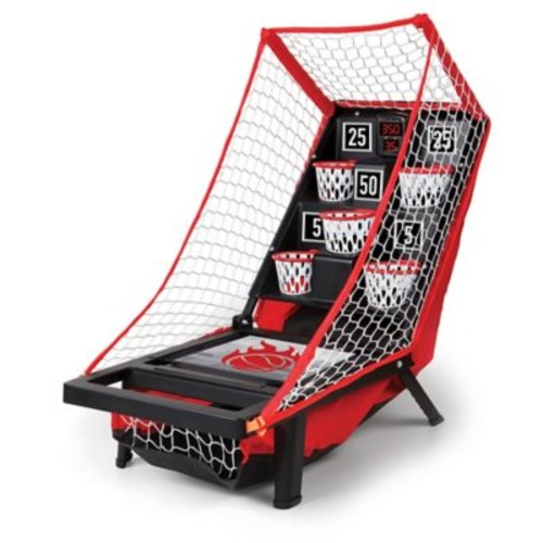 Sharper Image Launch Pad Tabletop Basketball Game