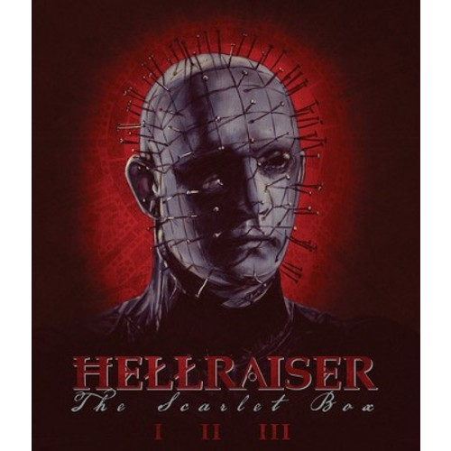 Hellraiser: Scarlet Box [Blu-Ray]