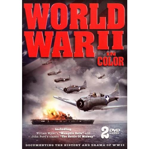 World War II in Color [2 Discs] [DVD]