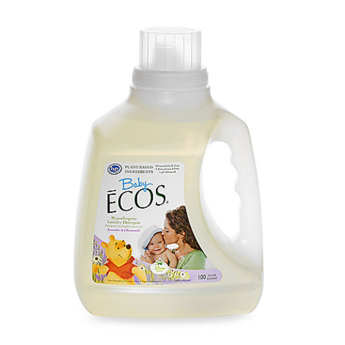 Baby ECOS Chamomile & Lavender 100-Ounce Disney Laundry Detergent