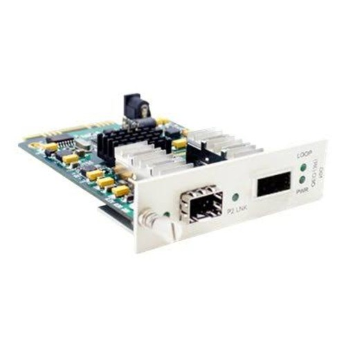 AddOn - Network Upgrades Media converter - SFP+ / XFP - Plug-in module