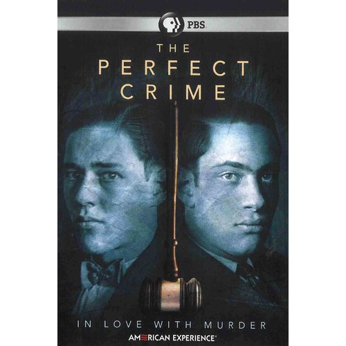 American Experience: The Perfect Crime (DVD)