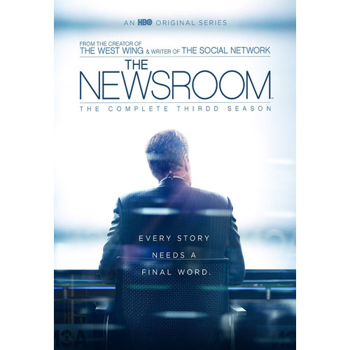 The Newsroom: The Complete Third Season [2 Discs] [DVD]