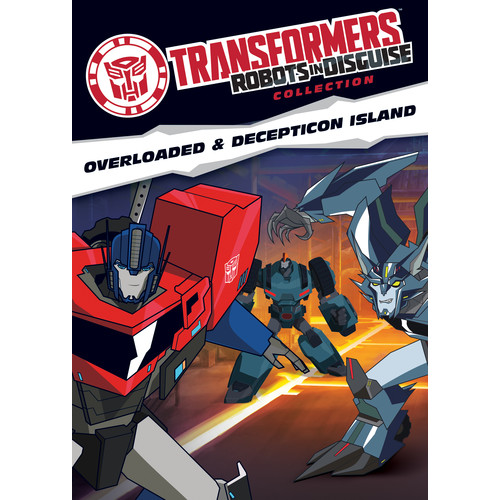 Transformers: Robots in Disguise: Collection: Overloaded & Decepticon Island [DVD]