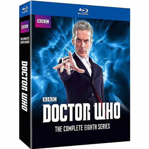DR WHO-COMPLETE 8TH SERIES (BLU-RAY/4 DISC) (Blu-ray)