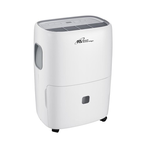 Royal Sovereign 70 Pint Dehumidifier with Built-In Pump, ENERGY STAR