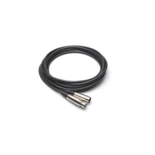 Hosa XLR Male to XLR Femal Microphone Cable - 50'
