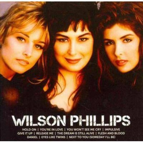 Wilson Phillips - Icon Series: Wilson Phillips (CD)