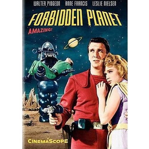 Forbidden Planet Blu-ray