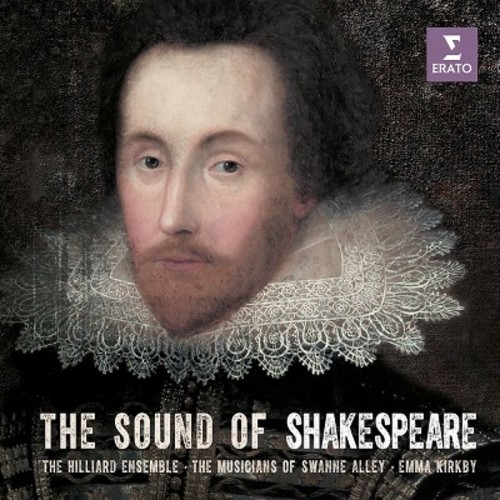 Emma kirkby - Sound of shakespeare (CD)