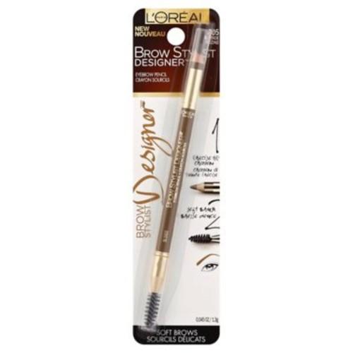 L'Oral Brow Stylist Designer Eyebrow Pencil in Blonde