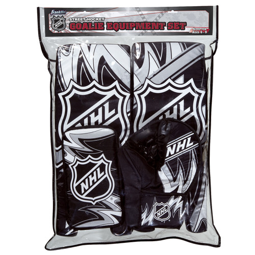 Franklin Sports NHL SX Goalie Equipment Set