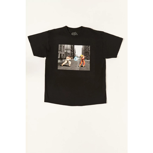 Street Fighter Graphic Tee