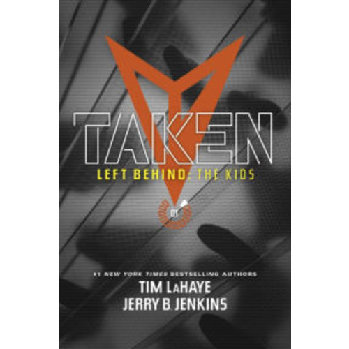 Taken (Left Behind: The Kids Series Collection #1, Books 1-4)