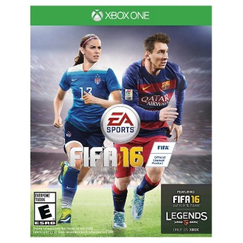 FIFA 16 PRE-OWNED (Xbox One)