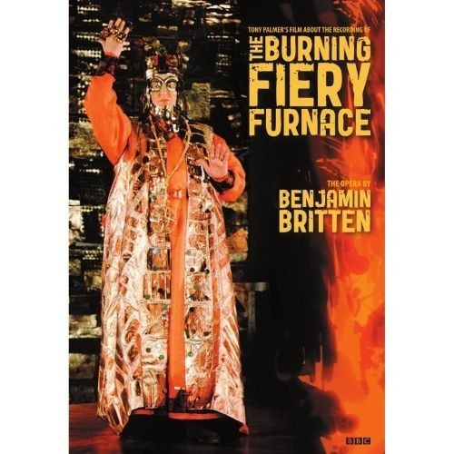 Burning Fiery Furnace [DVD]