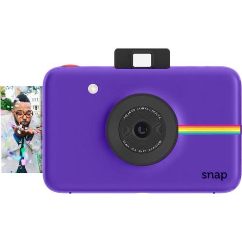 Polaroid Snap (Purple) Digital instant camera