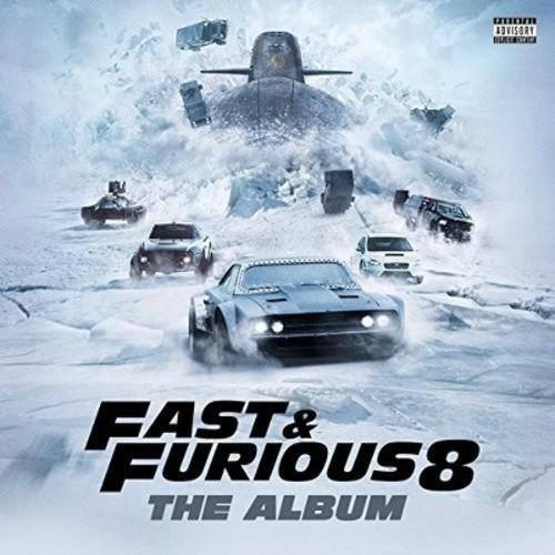 Fast & Furious 8: The Album & O.S.T. - Fast & Furious 8: The Album / O.S.T. (CD)