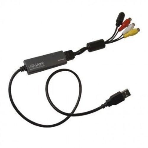 Hauppauge 610 USB-Live 2 Analog Video Digitizer and Video Capture Device: Electronics
