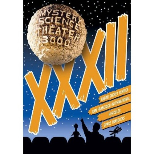 Mystery Science Theater 3000: XXXII [4 Discs] [Blu-ray]