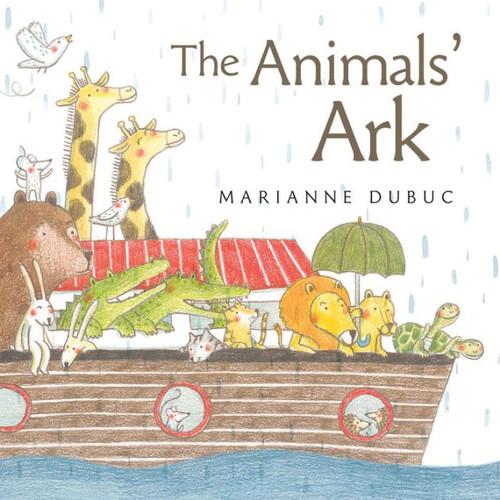 Ark & Animals Stickers