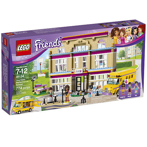 LEGO Friends Heartlake Performance School (41134)