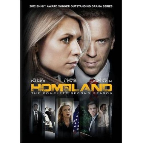 Homeland: The Complete Second Season (DVD)