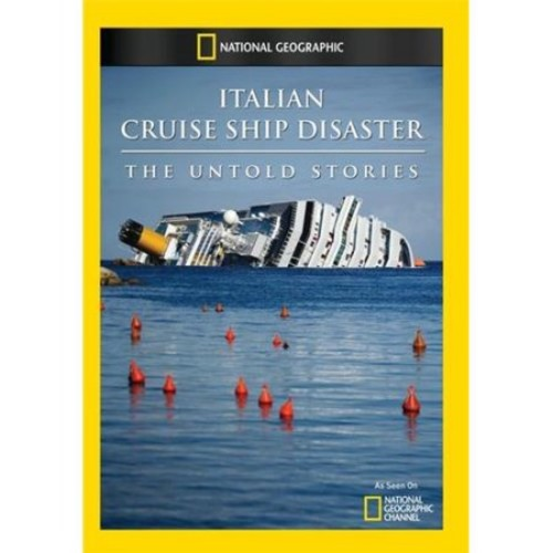 National Geographic: Italian Cruise Ship Disaster (DVD)