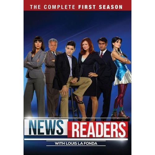sreaders: The Complete First Season [DVD]