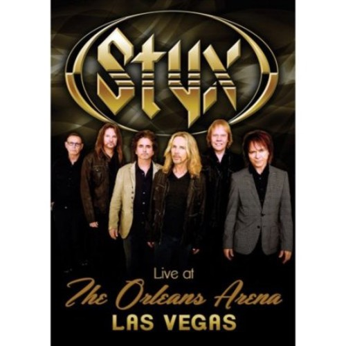 Styx: Live At The Orleans Arena Las Vegas (Music DVD)