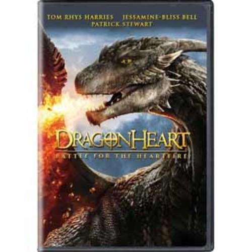 Dragonheart: Battle for the Heartfire [DVD]