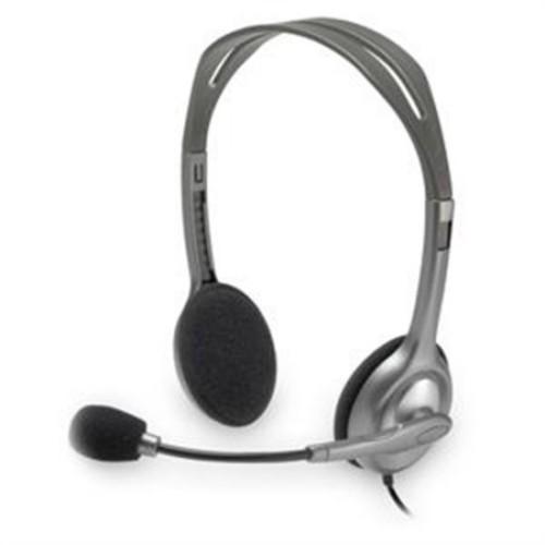 Logitech Stereo Headset H110 [Standard Packaging]