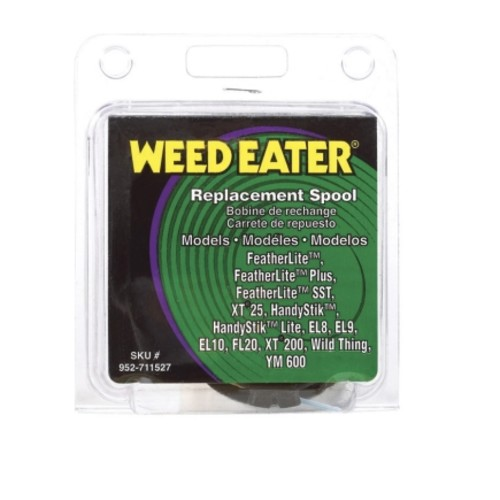 Weed Eater Replacement Line Trimmer Spool 0.065 in. Dia. x 20 ft. L(952711527)