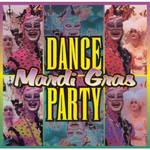 Big Chief's Mardi Gras Dance Party [CD]