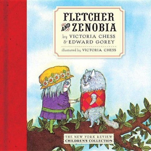 Fletcher and Zenobia (Hardcover) (Edward Gorey)