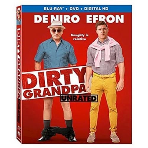 DIRTY GRANDPA (Blu-Ray/DVD + Digital)