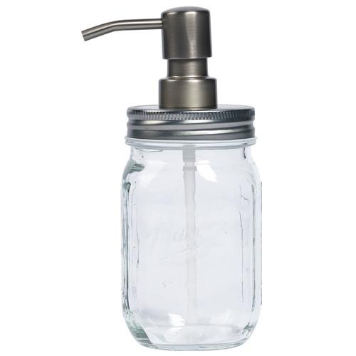 Mason Jar Condiment Dispenser