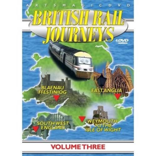 British Rail Journeys, Vol. 3 [DVD]