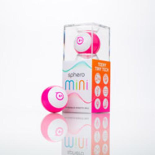 Sphero Mini: App Enabled Robotic Ball - Pink