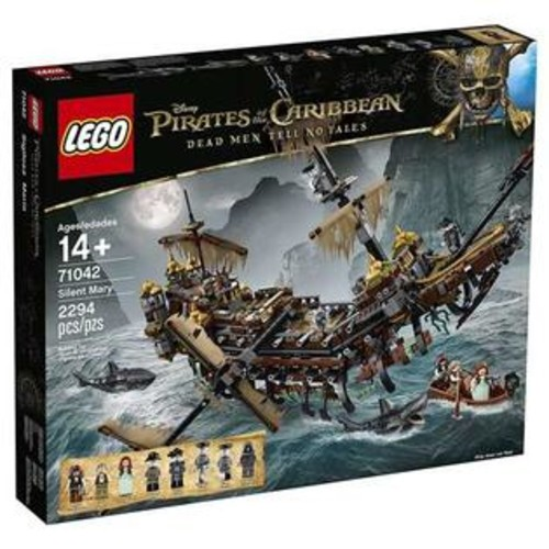 LEGO Pirates of the Caribbean Silent Mary Ship Set