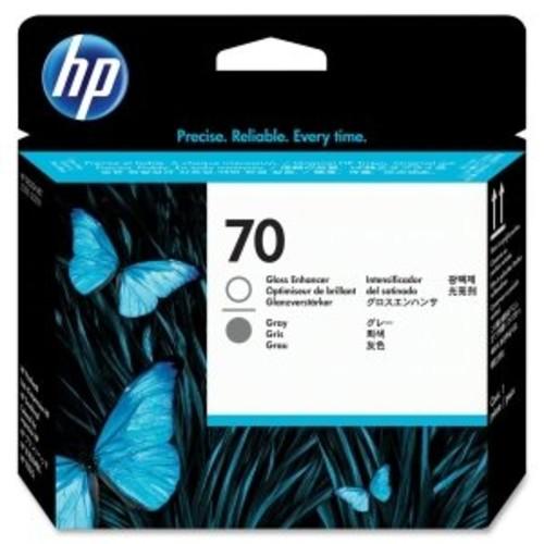 PRINTHEAD,HP 70 GLOSS ENHANCER AND
