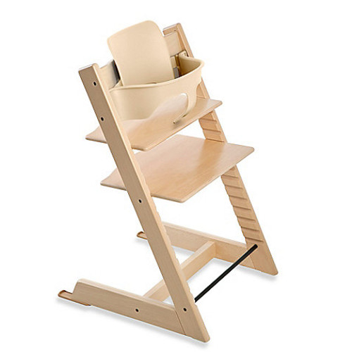 Stokke Tripp Trapp Baby Set in Natural