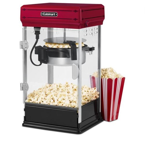 Cuisinart CPM-28 Red Classic-Style Popcorn Maker