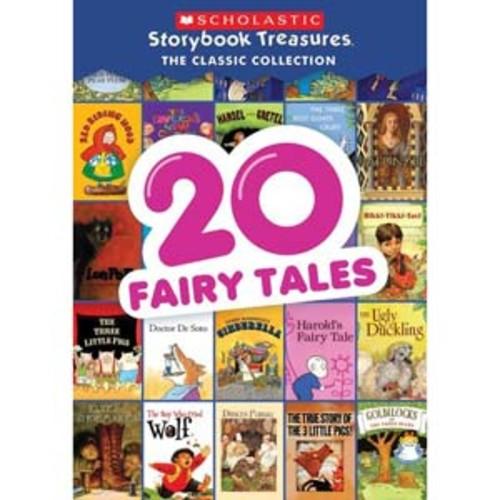 20 Fairy Tales Schs4892Dvd Anime
