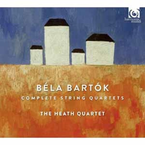 Heath Quartet - Bartok: Complete String Quartets [Audio CD]