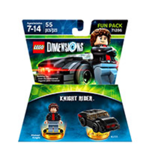 LEGO Dimensions Fun Pack: Knight Rider - Only at GameStop